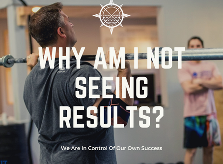 Why Am I Not Seeing Results?