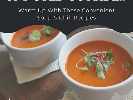 Warm Up With These Healthy Soups