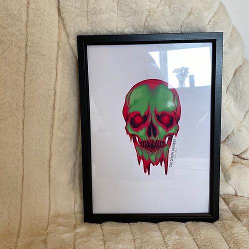 Funhouse Skull