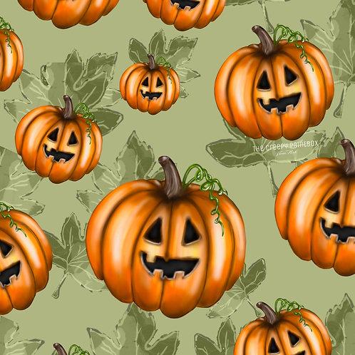 Dexter The Pumpkin Wallpaper