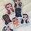 Thumbnail: Complete Bratz Stickers (7 Pack)