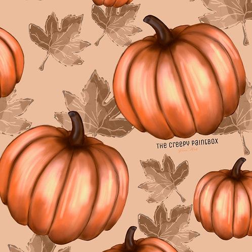 Autumn Pumpkins Wallpaper