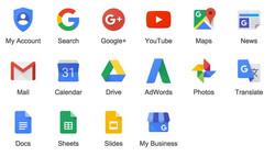new google app icon