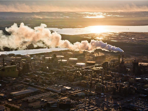 Opinion: Canada should stockpile oil while prices are low