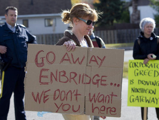 Quebec 'Non' looms over west-to-east pipeline gambit