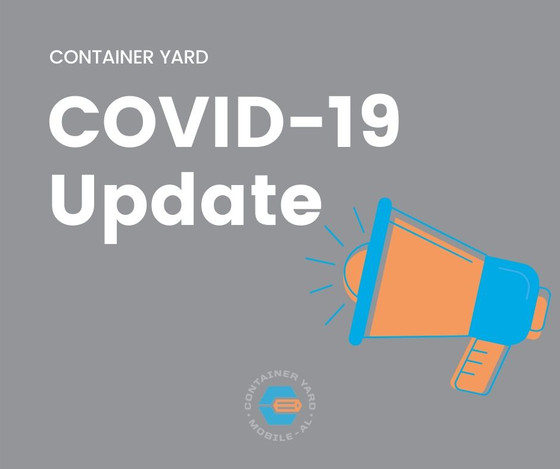 Container Yard's Response to COVID-19