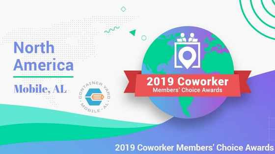 Container Yard Wins 2019 Coworker Members' Choice Award
