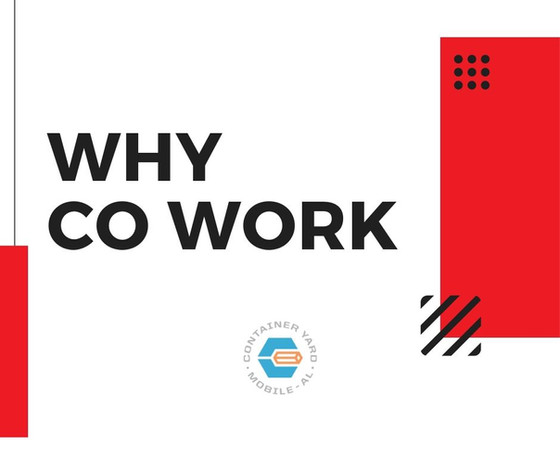 Why Co Work?