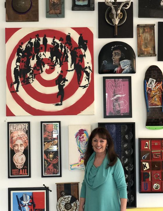 Meet Yardie Debbie Clolinger!