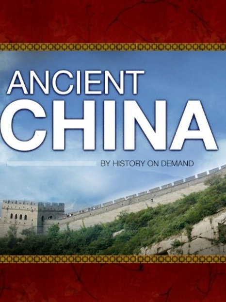Ancient China PowerPoint and Outline