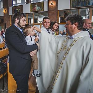 Chrzest Święty Adrianka