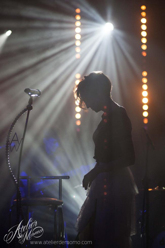 Koncert Anny Wyszkoni podczas Ladies Day