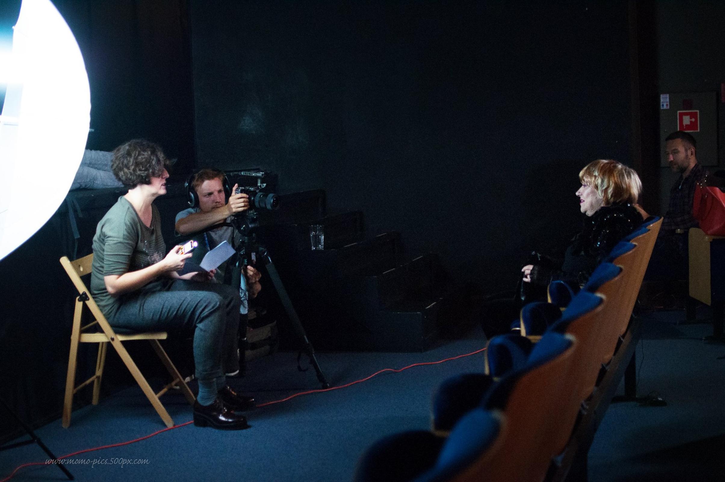 Wywiad z Krystyną Sienkiewicz