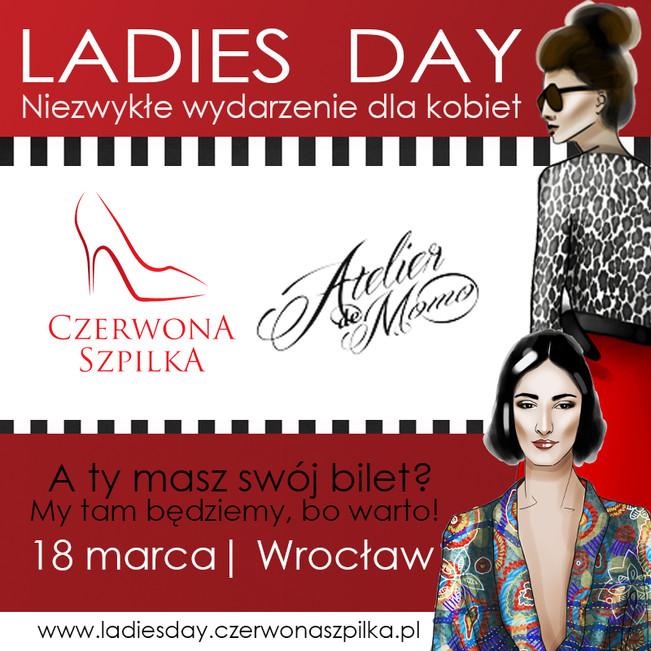 Ladies Day - konferencja dla kobiet z apetytem na życie
