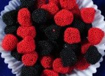 Raspberry Blackberries