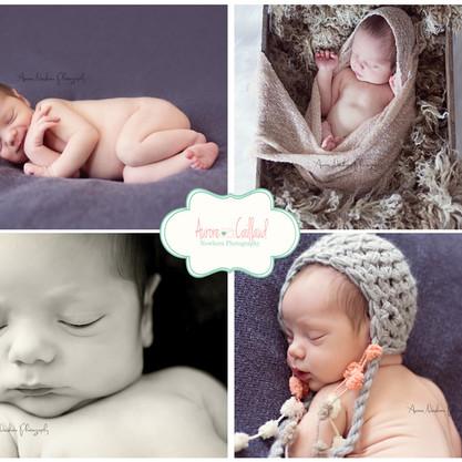 Hugo 9 jours -  Séance nouveau-né