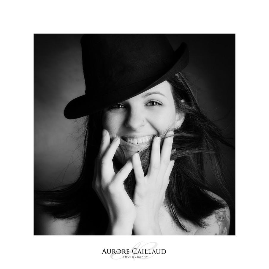 Portrait de Femme - Amandine