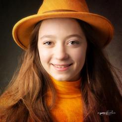 Portrait adolescent