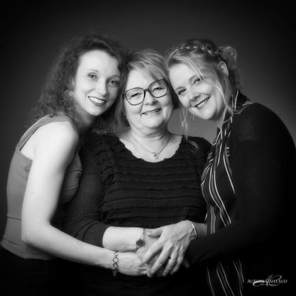 Trio Mère-Filles