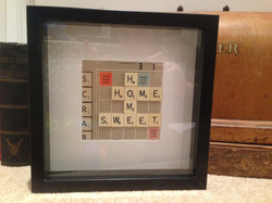 HOME SWEET HOME - SQUARE