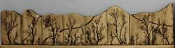 Wooden Plaque 8 Piece Set