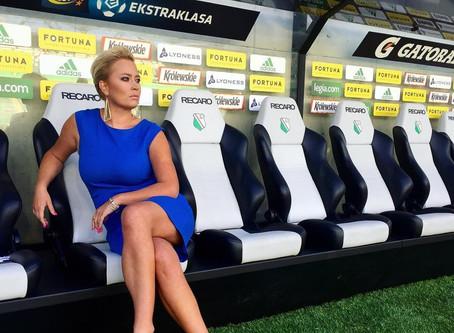 Pierwsza dama polskiej piłki - Paulina Czarnota-Bojarska
