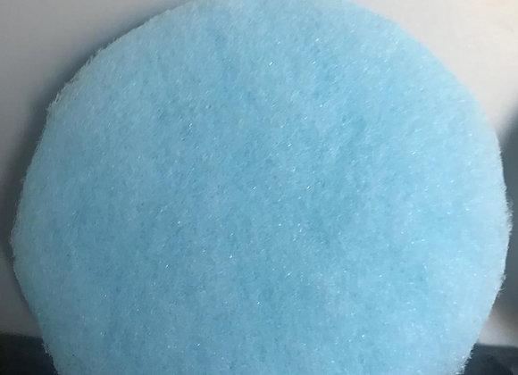 "1 x 7"" Blue Ice Scrub Pad"