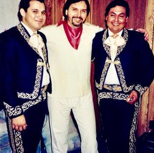 Los solistas de guitarra destacados de México (the featured guitar soloists from Mexico)
