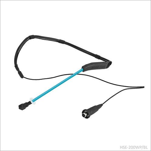 HSE-200WP/BL Headworn Microphone