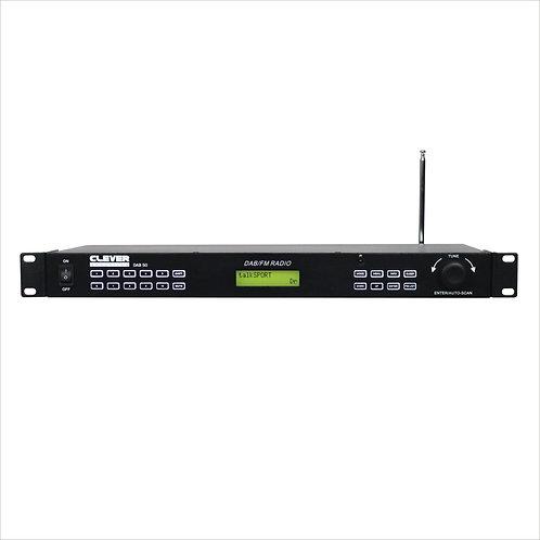 DAB 50 1U DAB/FM Radio Tuner