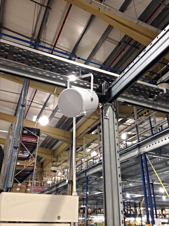 PA System Installation