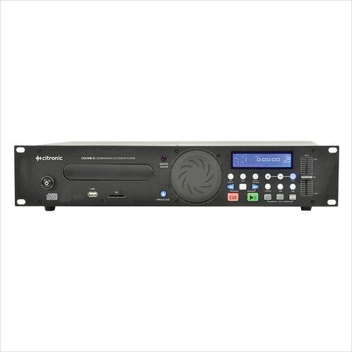 Combination CD/USB/SD Player
