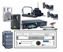 Aerobics Studio Audio Systems