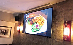 Large format LED TV Display