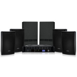 Foreground audio systems