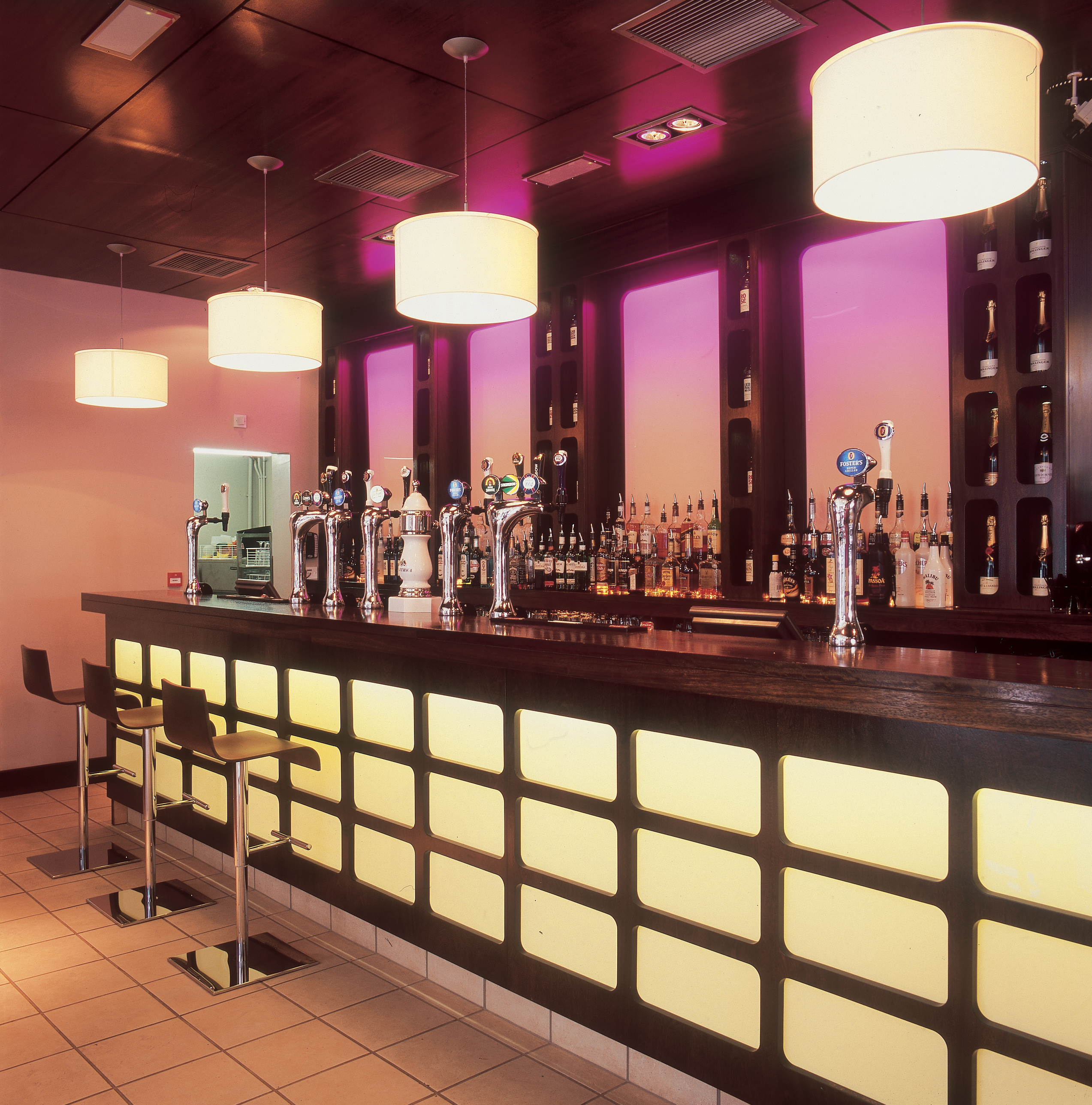 Bar & Club LED lighting
