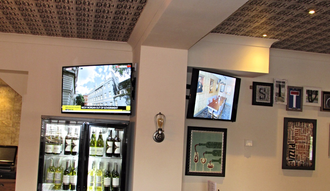 Multi TV Screen Installations