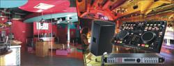 Dance Floor Music Systems