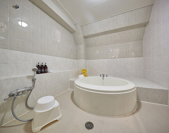 Twin Room 浴室