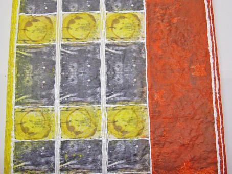 Inspiration Art Journal Cover Has UndergoneAMakeover