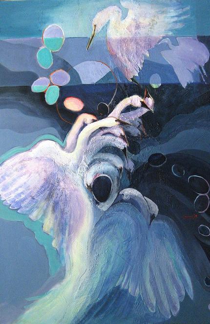The Final Heronry~by Susan Cornelis