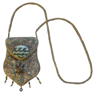 Another amulet bag