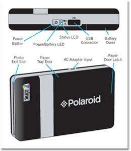 Polaroid PoGo highlights