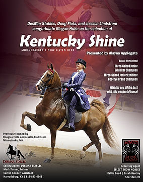 Kentucky Shine