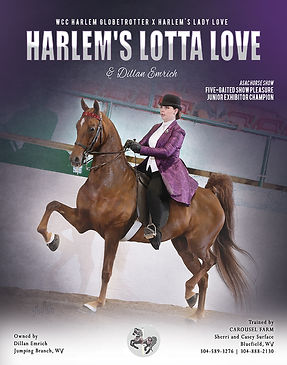 Carousel_Harlem's Lotta Love