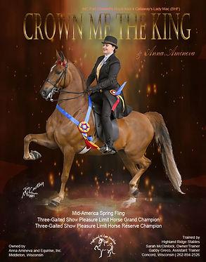 HIGHLAND RIDGE_AMINEVA_CROWN ME THE KING