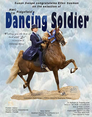 West Wind_Swope_Dancing Soldier_Feb_2021