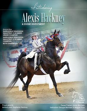 ALEXIS HACKNEY