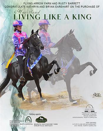 Pine View_Barrett_living like a king_May