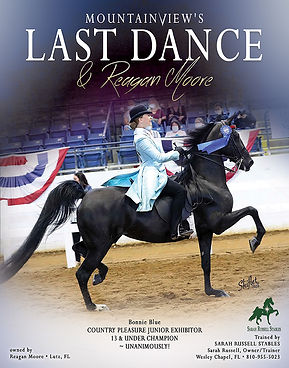 Sarah Russell_Last Dance